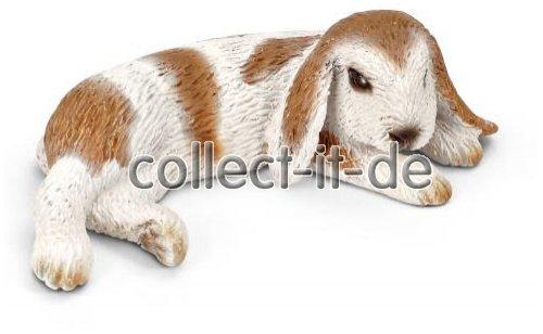 Schleich Kaninchen Liegend