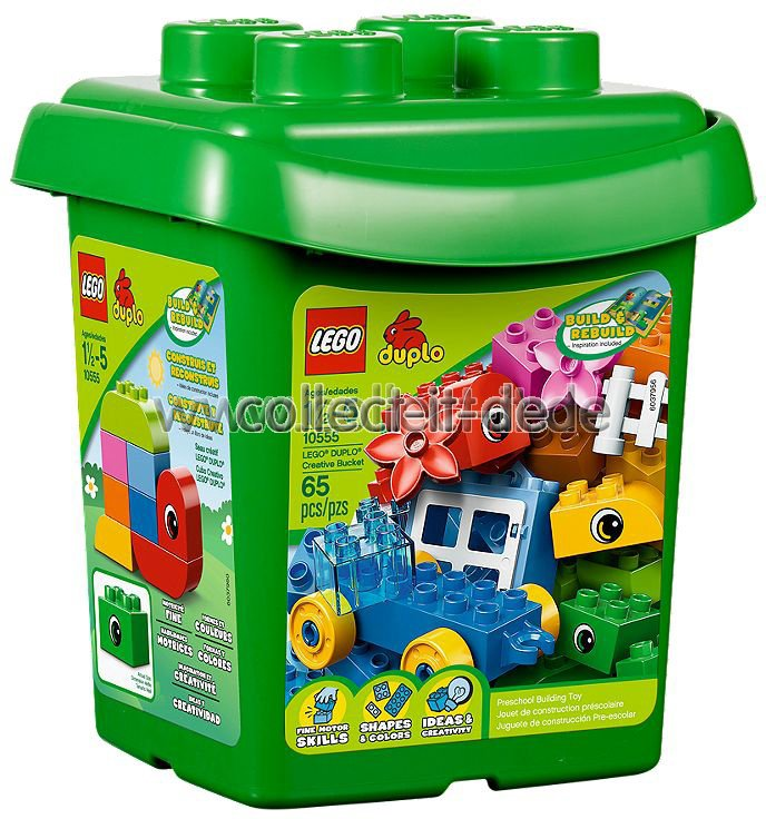 Lego duplo adventskalender 2013 10555 ebay for Adventskalender duplo