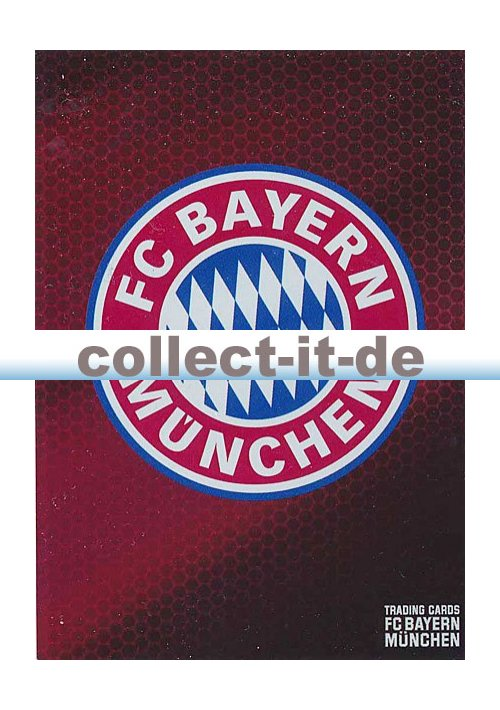 panini bayern m nchen trading cards 14 15 1 fc bayern wappen ebay. Black Bedroom Furniture Sets. Home Design Ideas
