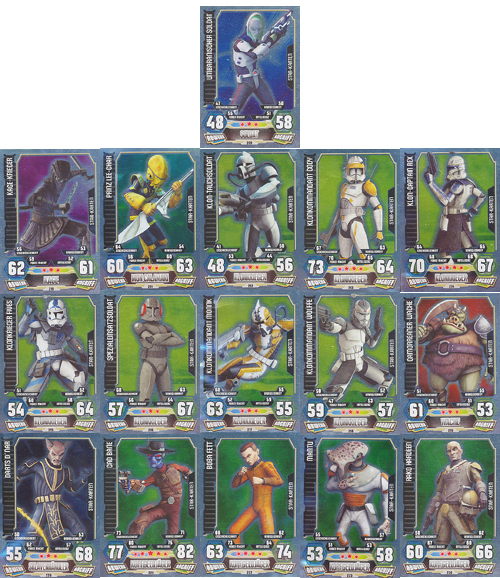 how to play force attax 2017